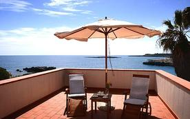 Sicily holiday home Villa Nella