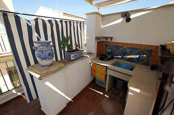 Casa Küche | Casa Parisi Holiday Home In Sampieri Sicilia Ferien De
